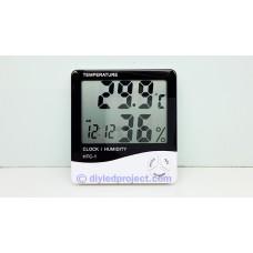 ไฮโกรมิเตอร์ เครื่องวัดอุณหภูมิและความชื้นสัมพัทธ์ในอากาศ HTC-1